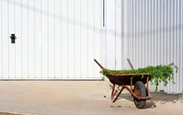 Services jardinier évacuation des végétaux