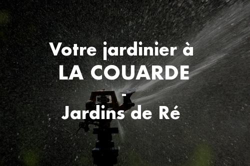Jardinier La Couarde-sur-Mer