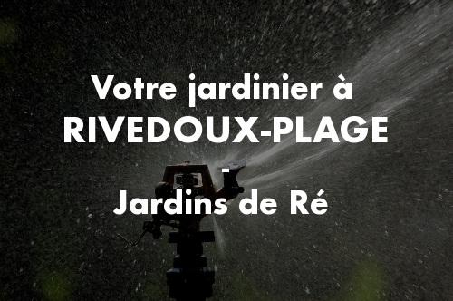 Jardinier Rivedoux-Plage
